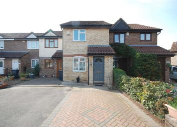 Thumbnail 2 bed terraced house for sale in Foresters Close, Rags Lane, Cheshunt, Waltham Cross