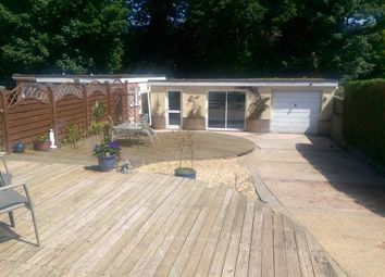 Thumbnail 4 bedroom detached bungalow for sale in Nutley Way, Bournemouth
