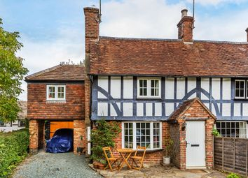 Thumbnail 2 bed cottage for sale in Rectory Lane, Charlwood