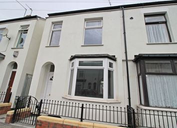 Thumbnail 3 bed end terrace house for sale in Gordon Street, Hull