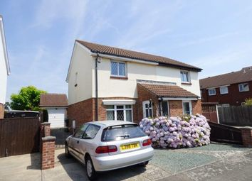 Thumbnail 3 bed semi-detached house for sale in Moore Gardens, Gosport
