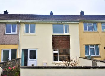 Thumbnail 3 bed terraced house for sale in Grenville Gardens, Camborne