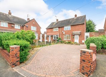Thumbnail 2 bed semi-detached house for sale in Hill Place, Wolverhampton