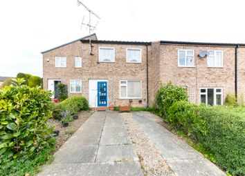 Thumbnail 2 bed terraced house for sale in Tissington Close, Home Hall, Chesterfield