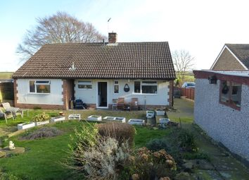 Thumbnail 3 bed detached bungalow for sale in Ryhall Road, Great Casterton, Stamford