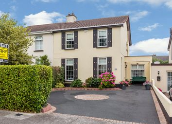Thumbnail 4 bed semi-detached house for sale in Wheatfield Road, Portmarnock, Co. Dublin, Fingal, Leinster, Ireland