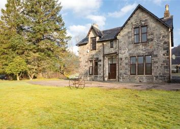 Thumbnail 4 bedroom detached house for sale in Stronafyne House, Arrochar, Argyll And Bute