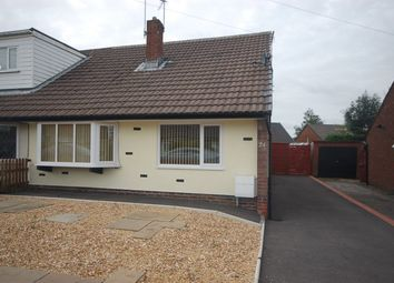 Thumbnail 2 bed semi-detached bungalow for sale in Countess Road, Lower Darwen, Darwen