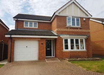 Thumbnail 4 bed detached house to rent in Sandbeck Court, Bawtry, Doncaster