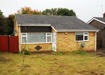 Thumbnail 3 bed detached bungalow for sale in Woodcutters Way, Lakenheath, Brandon