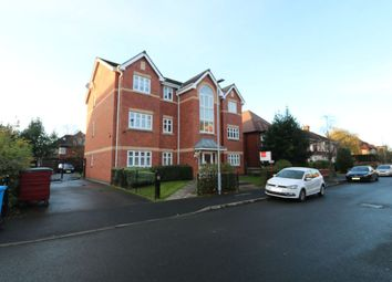 Thumbnail 2 bed flat to rent in Woodgate Road, Whalley Range, Manchester