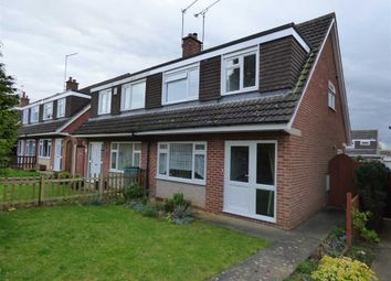 Thumbnail 3 bed semi-detached house for sale in Wentworth Close, Daventry