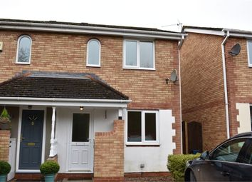 Thumbnail 2 bed semi-detached house for sale in The Headland, Thornwell, Chepstow