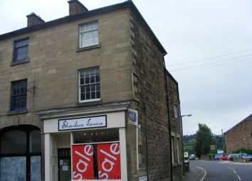 Thumbnail 1 bedroom flat to rent in Crown Terrace, Bridge Street, Belper