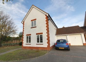 Thumbnail 4 bed detached house to rent in Century Drive, Kesgrave