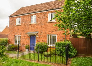Thumbnail 3 bed semi-detached house for sale in Candy Street, Peterborough