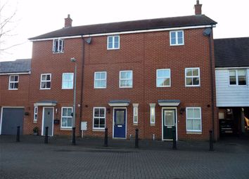 Thumbnail 4 bed town house to rent in Septimus Drive, Colchester, Essex