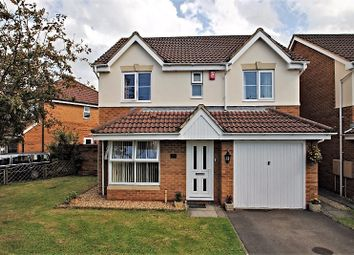 Thumbnail 4 bed detached house for sale in Shrewsbury Bow, Weston Vllage
