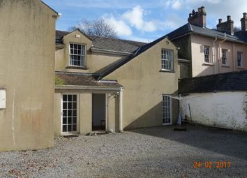 Thumbnail 3 bed flat to rent in The Flat, Cleddau Lodge, Camrose.