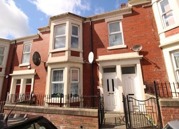Thumbnail 3 bedroom flat for sale in Strathmore Crescent, Benwell, Newcastle Upon Tyne