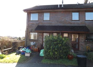 Thumbnail 2 bed semi-detached house for sale in Hawkenbury Way, Lewes