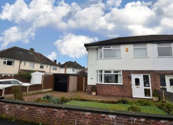 Thumbnail 3 bed semi-detached house for sale in Vale Road, Timperley, Altrincham