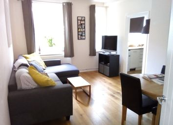 Thumbnail 3 bed flat to rent in Alscot Road, London