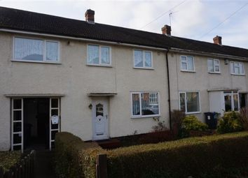 Thumbnail 3 bed terraced house for sale in Hernefield Road, Shard End, Birmingham