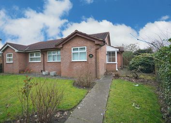 Thumbnail 2 bed semi-detached bungalow for sale in Eastbury Drive, Solihull