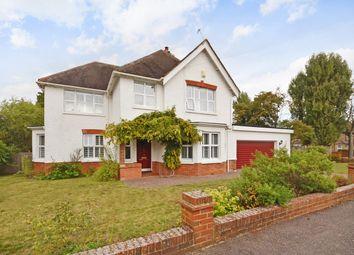 Thumbnail 5 bed detached house for sale in Avereng Gardens, Folkestone