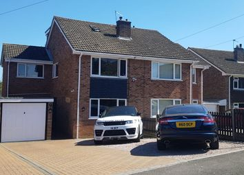 Thumbnail 4 bed semi-detached house for sale in Hawthorne Close, Eythorne