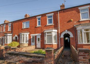 Thumbnail 3 bed terraced house for sale in Ropery Road, Gainsborough