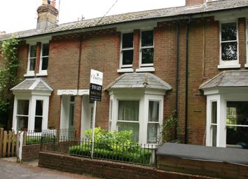 Thumbnail 2 bedroom terraced house to rent in Edward Terrace, Sun Lane, Alresford, Hampshire