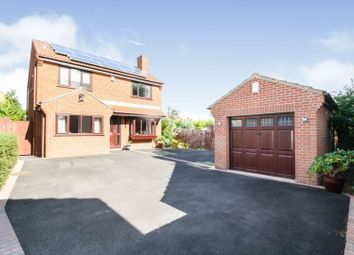 4 bed detached house for sale in Sherston Close, Derby DE21