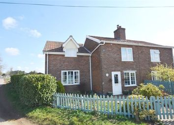 Thumbnail 3 bed cottage to rent in Silver Street, Attleborough, Norfolk
