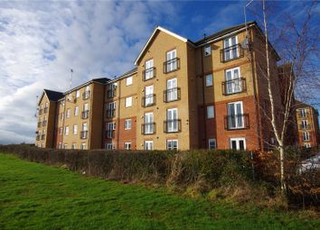 Thumbnail 2 bed flat for sale in Reddings House, 10 Twickenham Close, Swindon, Wiltshire