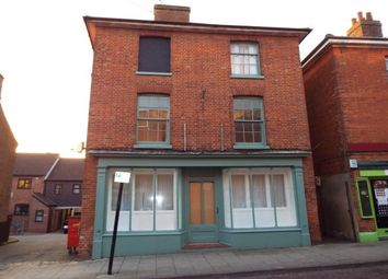 Thumbnail 1 bedroom flat to rent in Quebec Street, Dereham