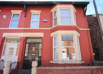 Thumbnail 4 bed terraced house to rent in Ashdale Road, Allerton, Liverpool, Merseyside