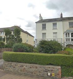 Thumbnail 1 bed flat for sale in Union Terrace, Barnstaple