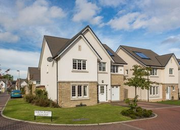 Thumbnail 5 bed detached house for sale in North Platt Crescent, Ratho, Newbridge