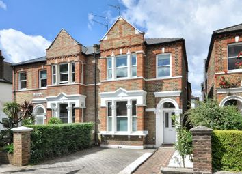 Thumbnail 4 bed semi-detached house to rent in Rylett Crescent, London