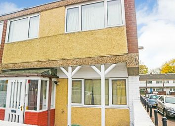 Thumbnail 3 bed end terrace house for sale in Gaywood Close, London