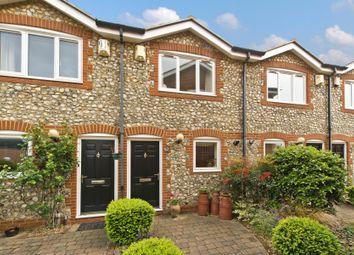 Thumbnail 2 bedroom terraced house for sale in Harvest Lane, Thames Ditton