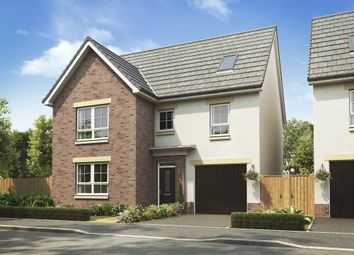 "Thumbnail 5 bed detached house for sale in ""Glenisla"" at Haddington"