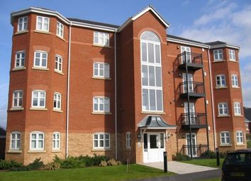 Thumbnail 2 bed flat to rent in Washington Drive, Great Sankey, Warrington