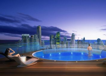 Thumbnail 3 bed apartment for sale in Paramount World Center, Miami Beach, Miami-Dade County, Florida, United States