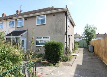 Thumbnail 3 bed end terrace house for sale in Godsey Crescent, Market Deeping, Lincolnshire