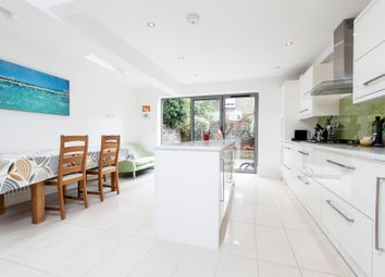 Thumbnail 4 bed terraced house for sale in Fontarabia Road, Battersea, London