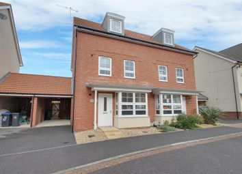 Quicksilver Street, Worthing BN13. 4 bed semi-detached house for sale