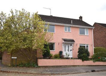 Thumbnail 4 bed detached house for sale in Crunch Croft, Sturmer, Haverhill